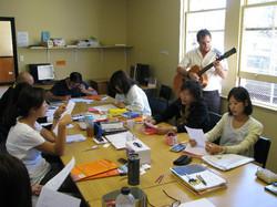 class photo