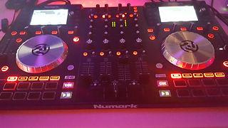 NV DJ Controller