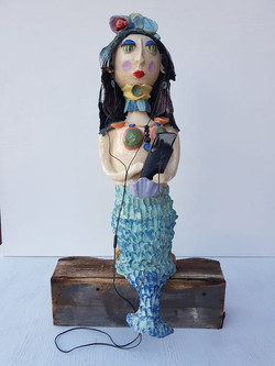 Ianthe the Sea Nymph
