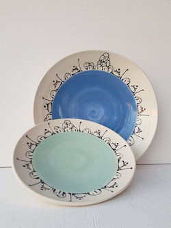 Santorini Serenity Platters
