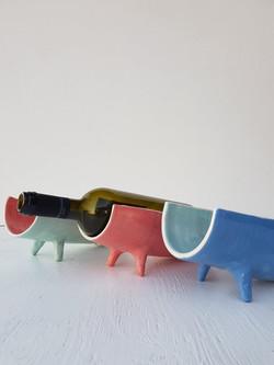 Eye Candy Wine Bottle Holders