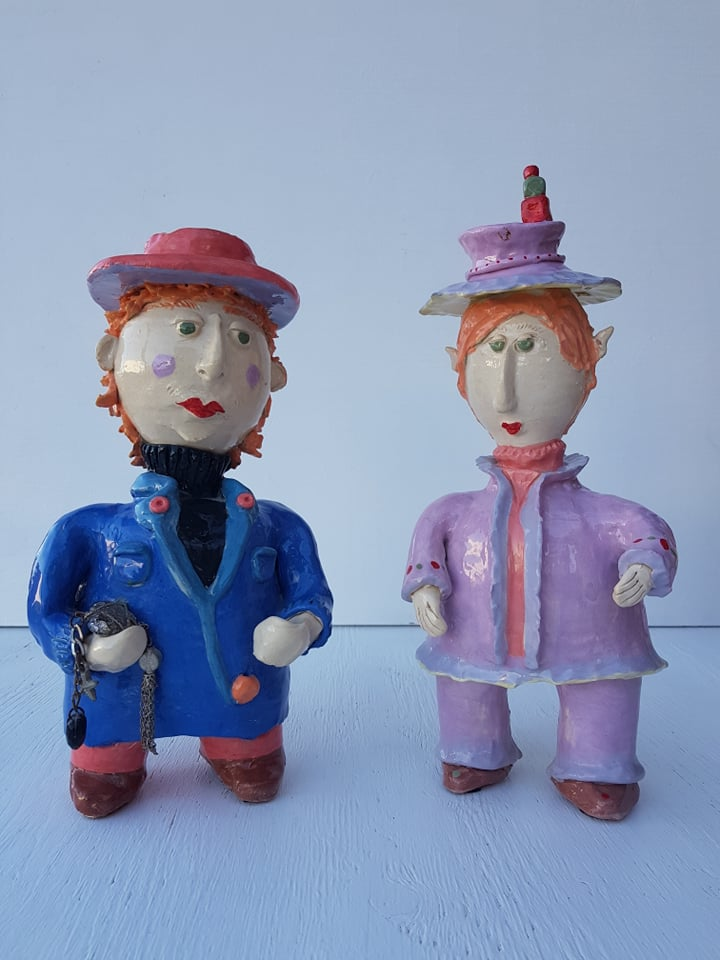 Arthur and Elva