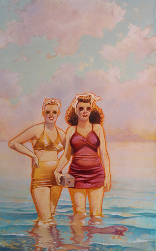 June and Betty