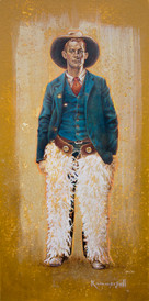 Coat Tie & Woolies