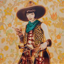 Cabaret Cowgirl