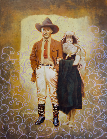 Tom Mix & His Hot Chick