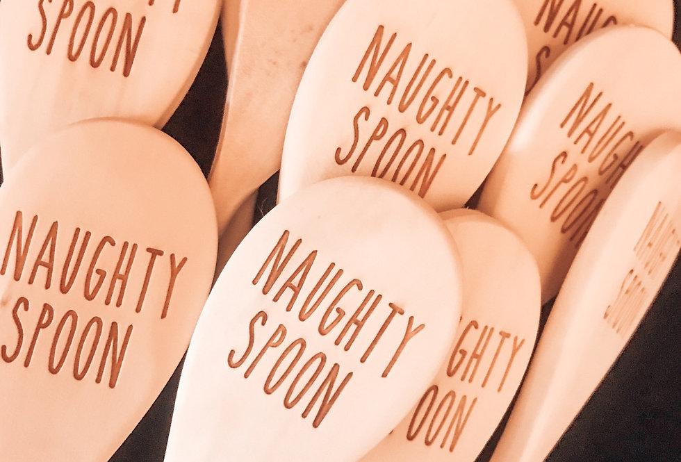 Naughty spoon