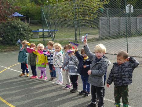 Chiddingfold Nursery School   Nursery near Godalming, Surrey.JPG