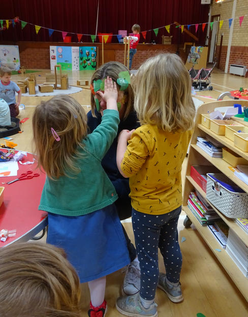 Red Nose Day | Chiddingfold Village Nursery, Nursery near Godalming