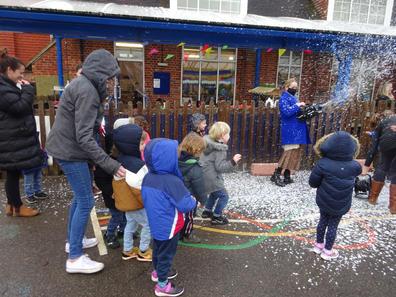 Chiddingfold Nursery School | Nursery near Godalming, Surrey