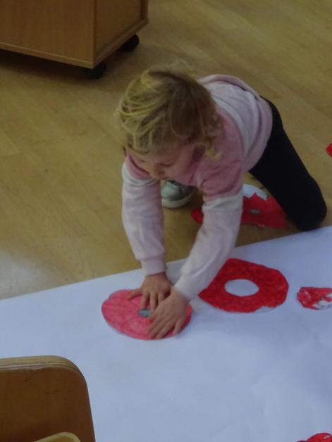 Remembrance Day   Chiddingfold Village Nursery, Nursery near Godalming