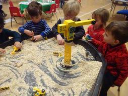 Chiddingfold Nursery School   Ofsted Outstanding