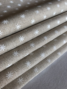Tiny stars on this Blendworth fabric.