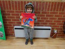 World Book Day   Chiddingfold Village Nursery, Nursery near Godalming