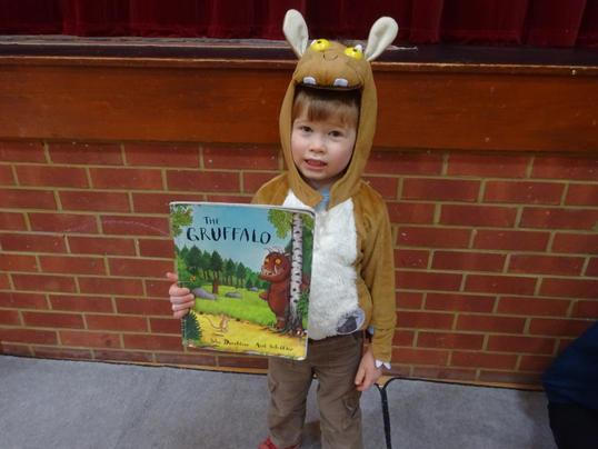 World Book Day   Chiddingfold Village Nursery, Nursery near Godalming.JPG