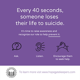 Every 40 seconds, someone loses their life to suicide..png