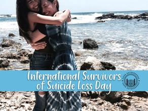 Suicide Survivor or Survivor of Suicide Loss?