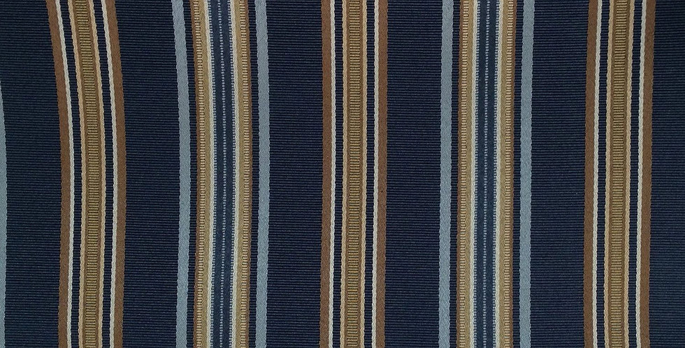 Blue, Green, and Brown Stripes