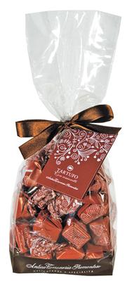 Tartufini dolce del Piemonte con Amaretti 250g