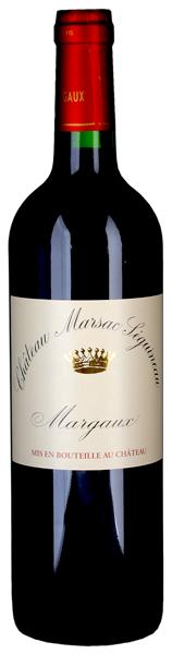 Château Marsac-Seguineau, Margaux AC 2009