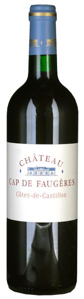 Château Cap de Faugères, Côtes-du-Castillon AC 2015