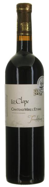 La Clape Tradition 2014 Château Mire L`Étang