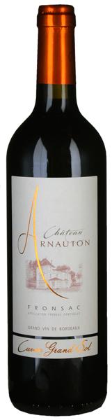 Château Arnauton Cuvée Grand Sol, Fronsac AC 2009