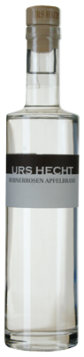 Bernerrosen-Apfel Edelbrand URS HECHT  35cl