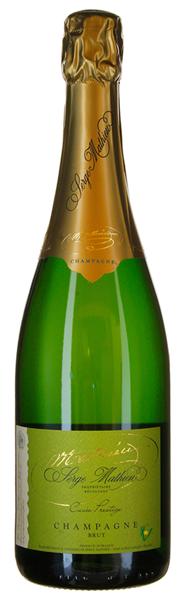 Champagne Cuvée Prestige brut Serge Mathieu