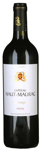 Château Haut-Maurac, Haut-Médoc AC cru bourgeois 2009