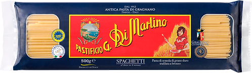 Spaghetti 500g Di Martino, Napoli