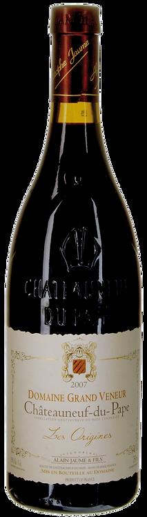 Châteauneuf-du-Pape Les Origines 2007 Grand Veneur