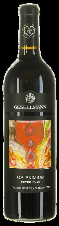 OP Eximum No. 28 BIO Burgenland 2015 Gesellmann