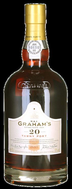 Graham's Tawny 20 years Port