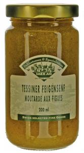 Tessiner Feigensenf 260g im Glas