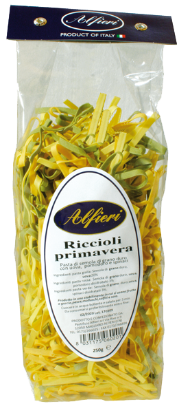 Riccioli primavera 250g von Alfieri