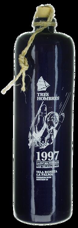 Rum La Palma Vintage 1997, Tres Hombres Edition 24