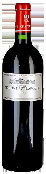 Château Moulin-Haut-Laroque Fronsac AC 2003-10