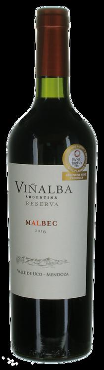 Malbec Reserva 2016 Bodegas Viñalba