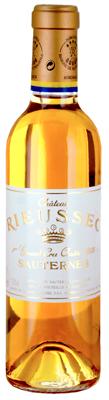 Château Rieussec Sauternes 1er cru classé 2001