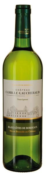 Château Camille Gaucheraud  Blaye AC Sauvignon Blanc 2013