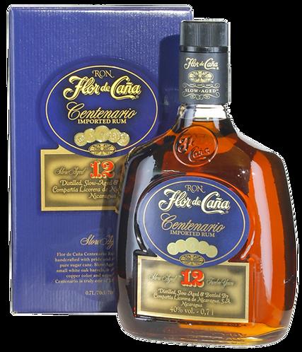 Rum Flor de Caña 12 Jahre