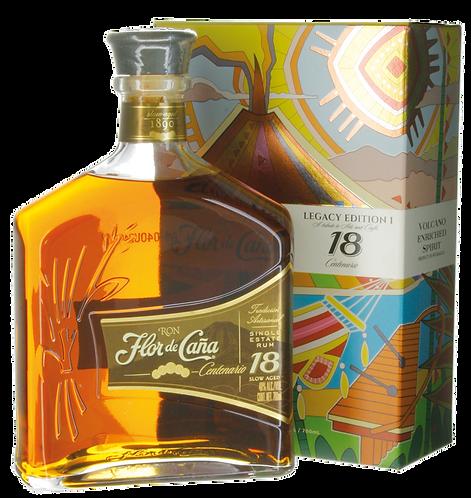 Rum Flor de Caña 18 Jahre