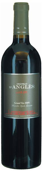 """""""La Clape"""" Grand Vin Languedoc 2009 Château d'Anglès"""