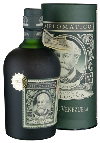 Rum Diplomatico 12y Reserva Venezuela