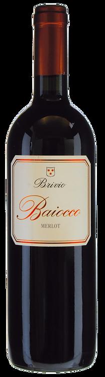 Baiocco Merlot del Ticino DOC 2016 Guido Brivio