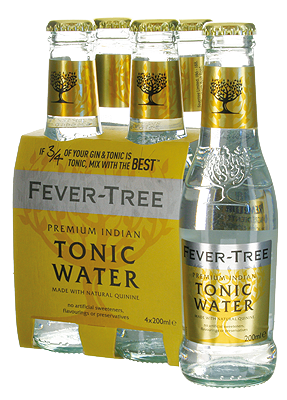 Fever-Tree Premium Indian Tonic Water with natural quinine  200cl