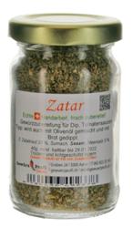 Zatar Gewürz-Mischung für Dip 40g im Glas