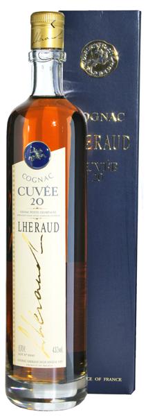 Cognac Lheraud 20y Renaissance