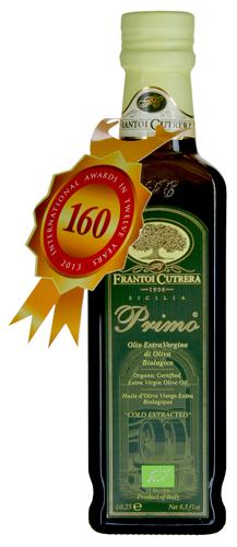 Olivenöl extra vergine Primo biologisch 50cl